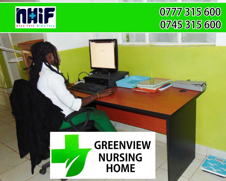 GREENVIEW NURSING HOME renal web
