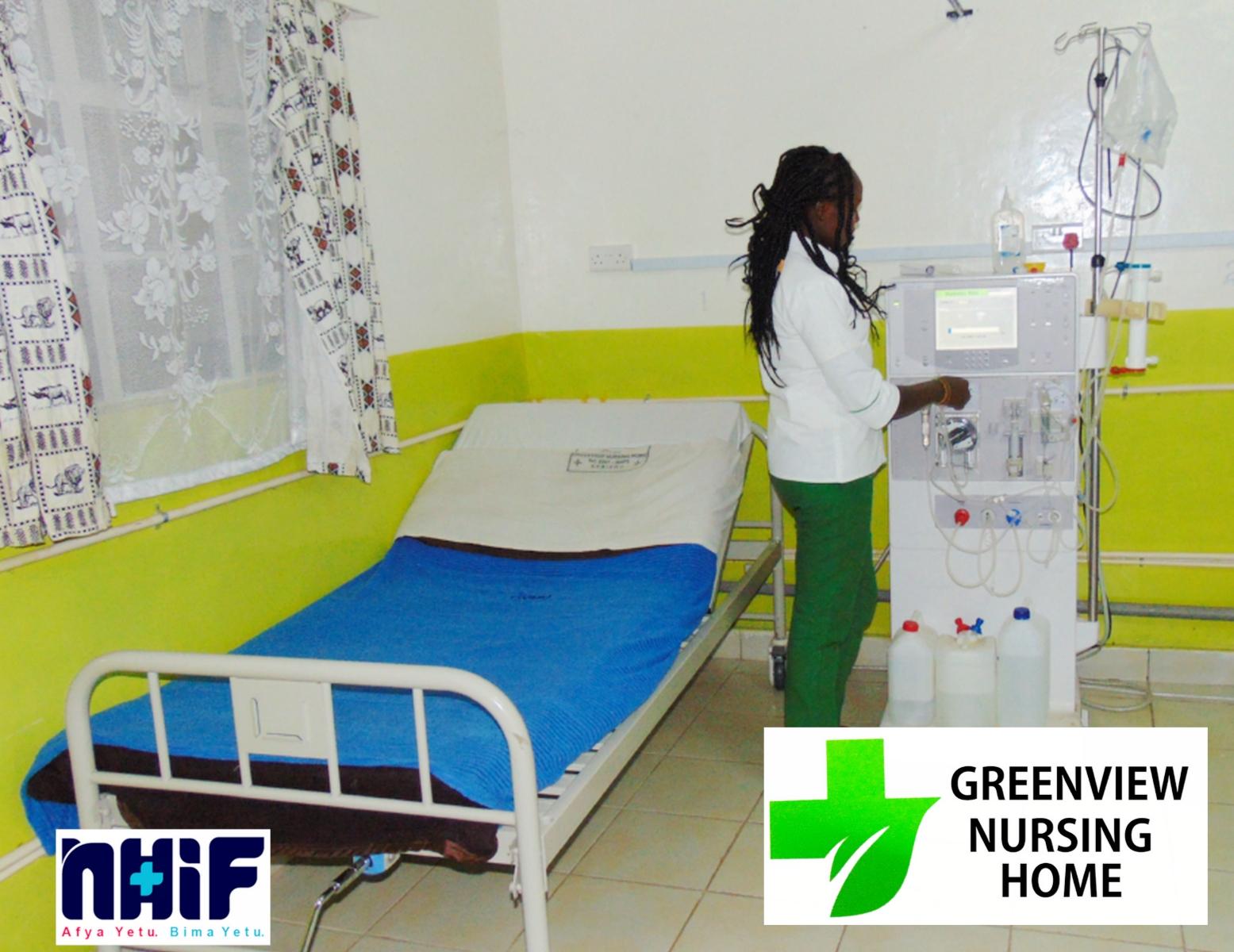 GREENVIEW NURSING HOME renal web2